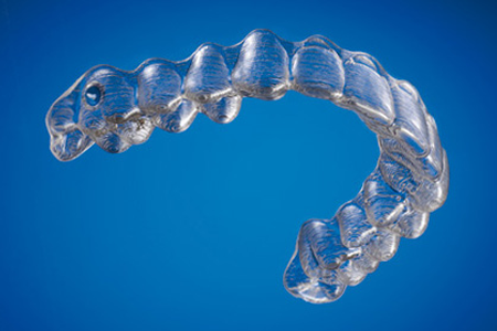 Get straight teeth now with Invisalign, the alternative clear braces.
